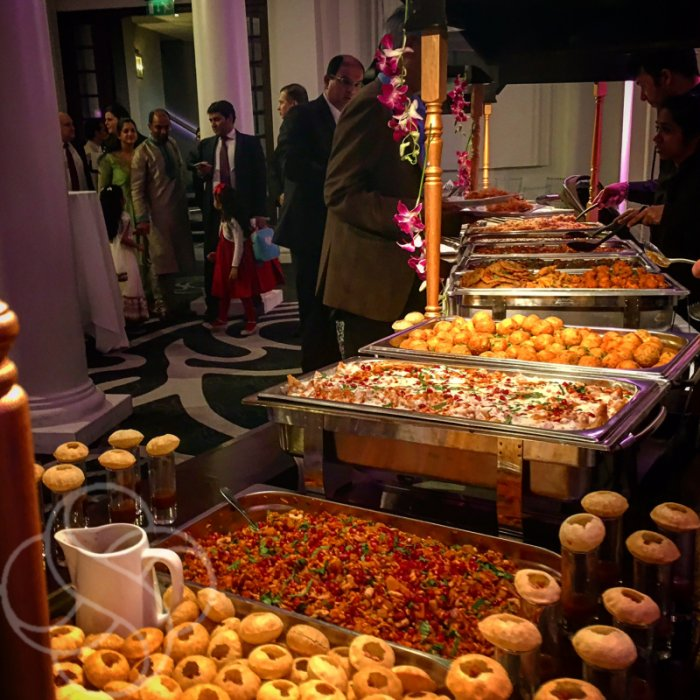 Indian Wedding Reception Food Menu: Sapna Caterers Ltd