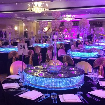 Reception at the Marriott, Grosvenor Square